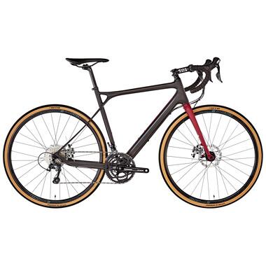Vélo de Gravel GT BICYCLES GRADE CARBON ELITE Shimano Tiagra 34/50 Noir 2019